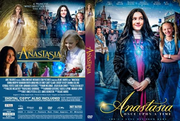 Anastasia: Once Upon a Time (2020) - HD Movie Tube